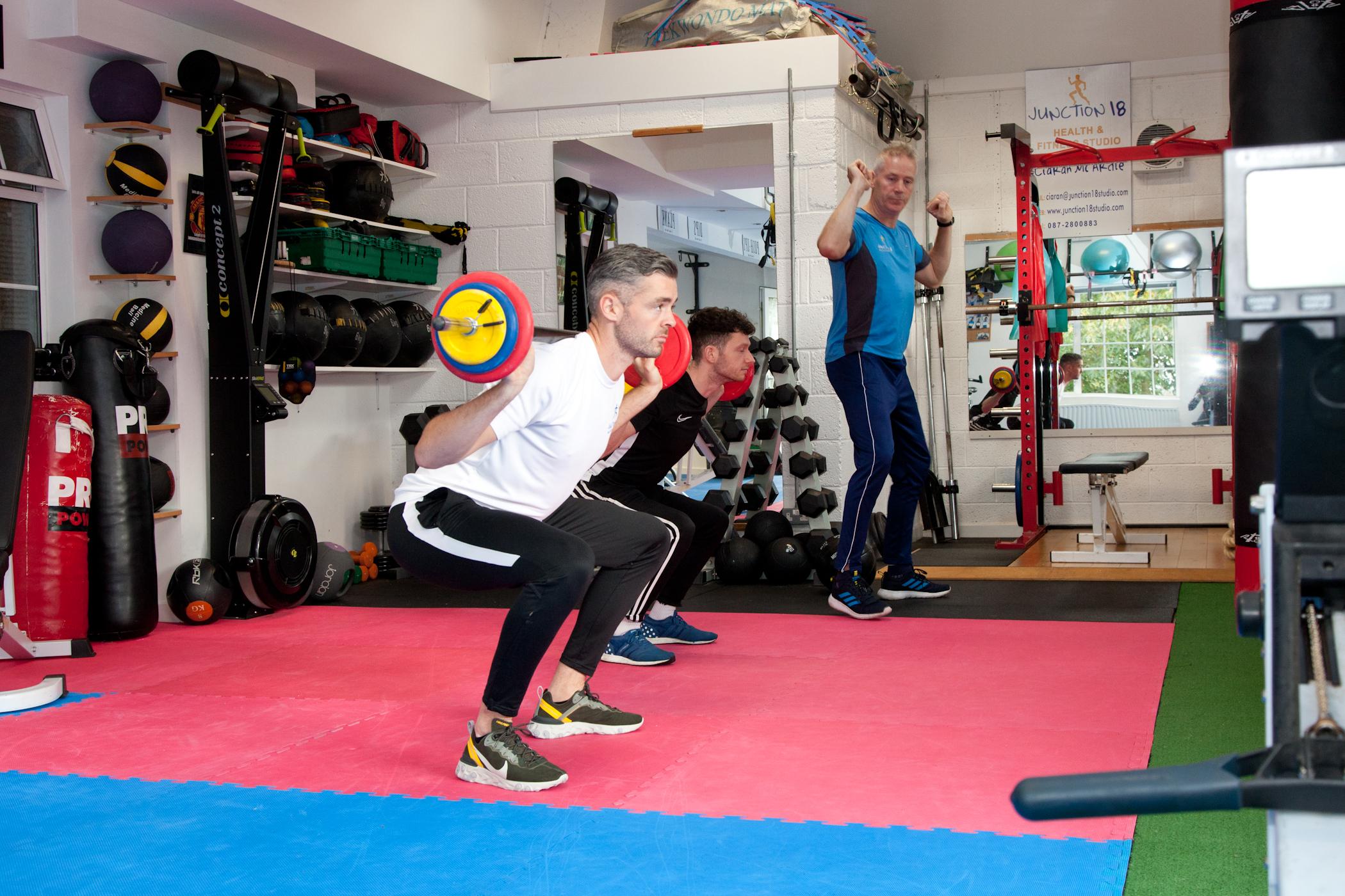 Gym Dundalk Training