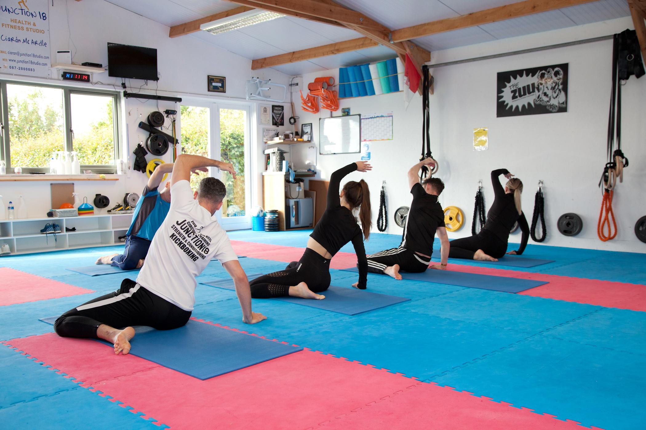 Pilates Classes Dundalk Ciaran McArdle