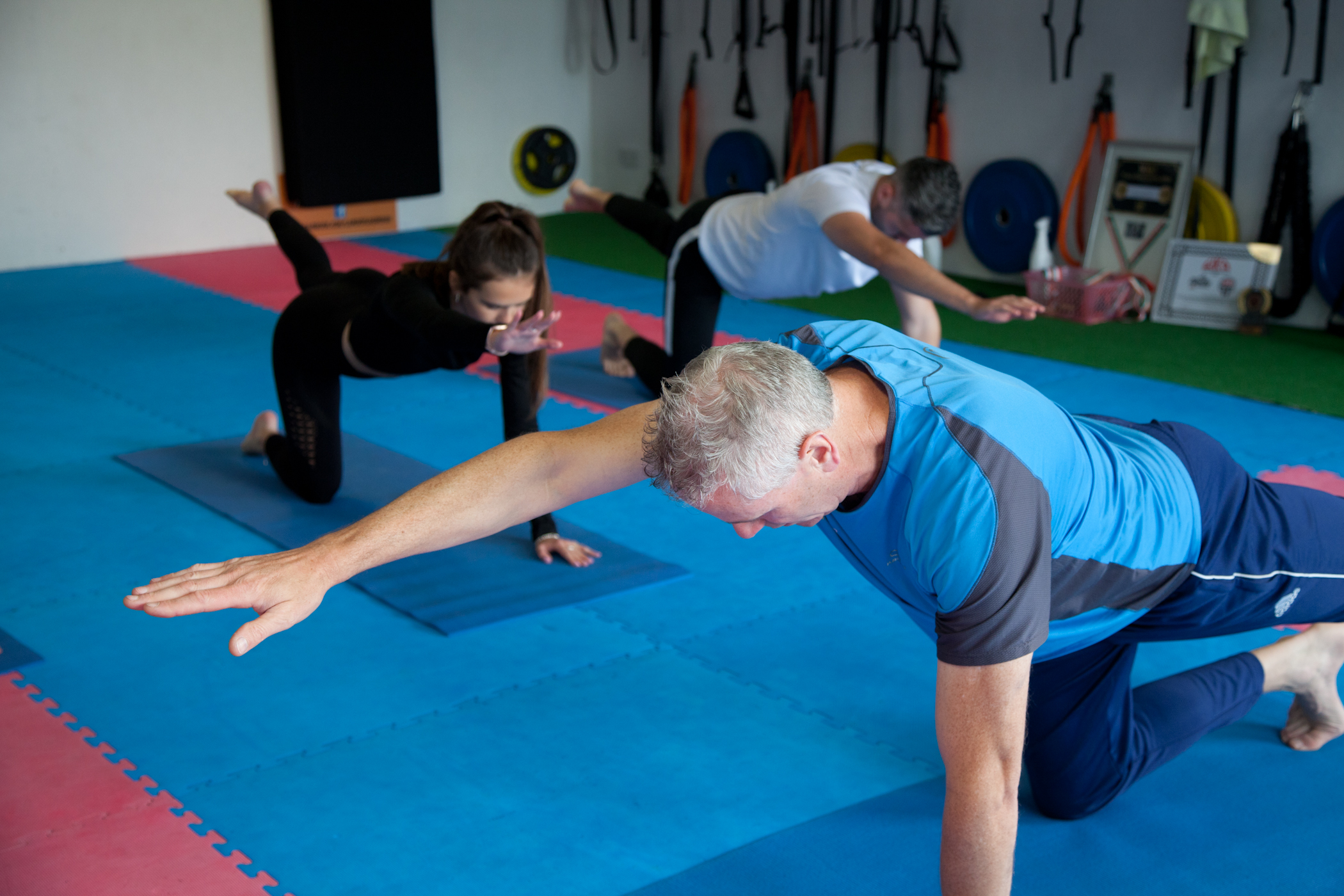 Pilates Ciaran McArdle