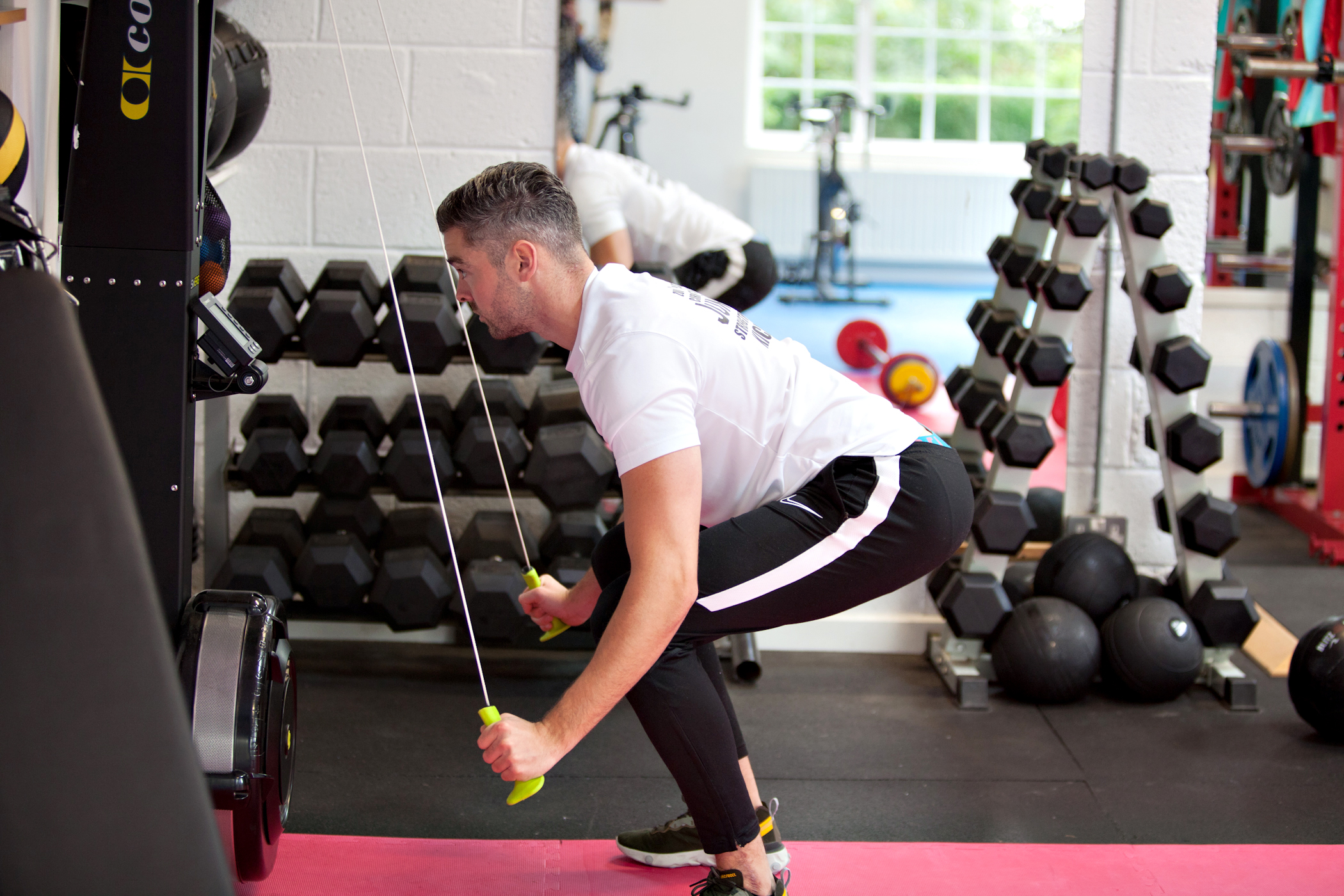 Sports Performance Ciaran McArdle Junction 18
